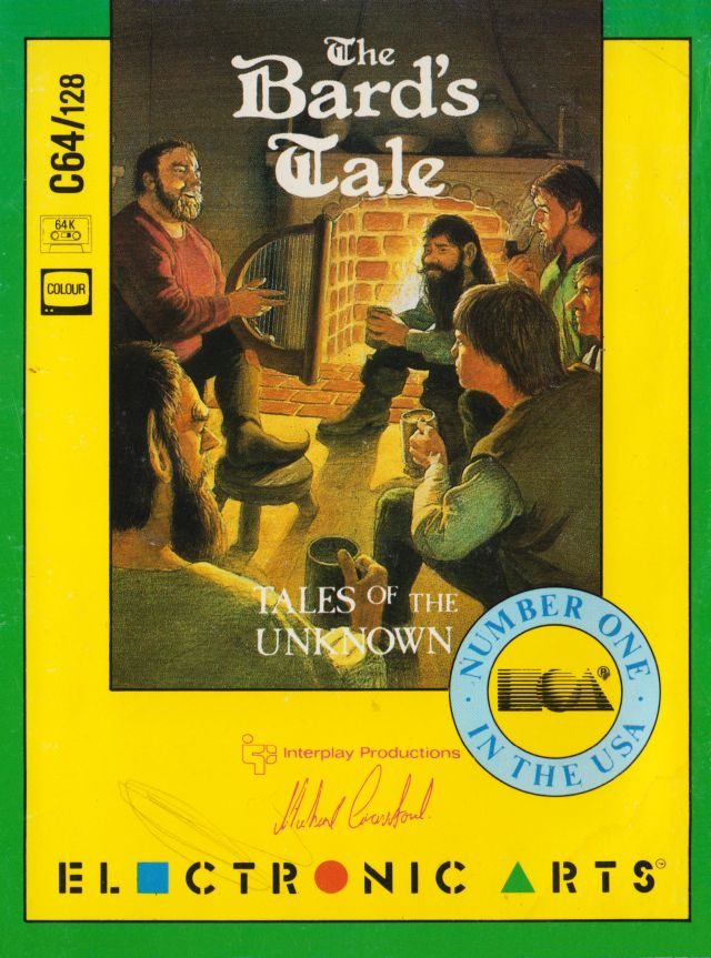 RetroCollect Forum • View topic - The Bards Tale