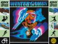 Winter Games cover scan