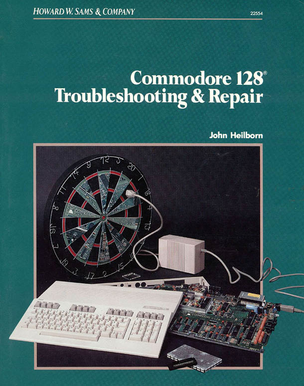 Commodore 128 Troubleshooting and Repair